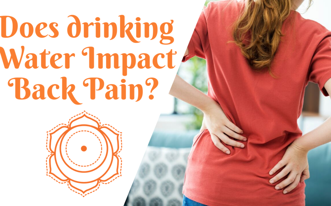 How to Relieve Back Pain with Water
