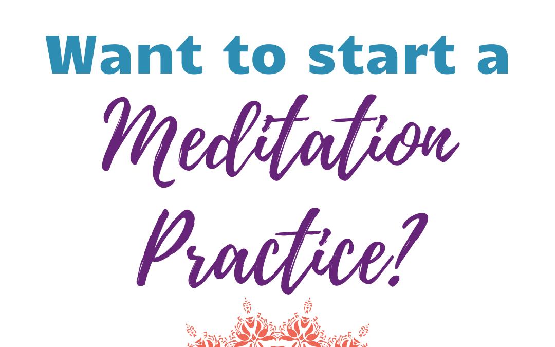 Meditation Practice Q&A