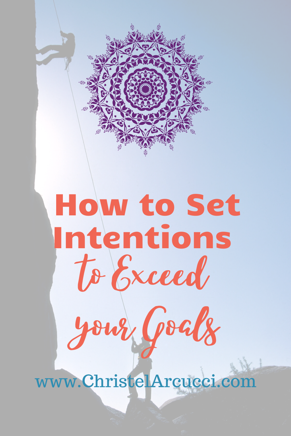Set Intentions for Success